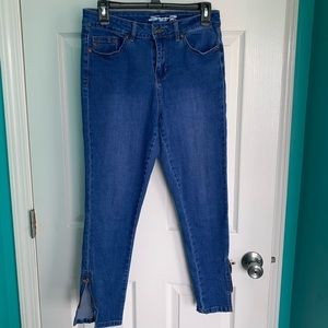 Seven 7 Jeans Ankle Zip size 9